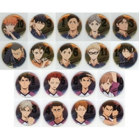 (Full Set) Trading Badge - Haikyuu!!