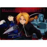 Mouse Pad - Fullmetal Alchemist / Edward Elric & Roy Mustang & Alphonse Elric