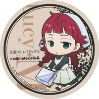 Coaster - Bungou Stray Dogs / Lucy Maud Montgomery
