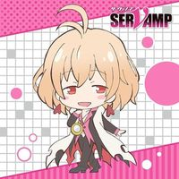 Hand Towel - SERVAMP / Snow Lilly