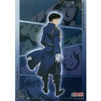 Character Card - Fullmetal Alchemist / Roy Mustang