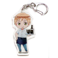Trading Acrylic Key Chain - Hetalia / United Kingdom (Arthur)