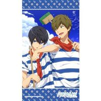 Short Split Curtains - High Speed! / Haruka & Makoto