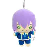 Plush Key Chain - High Speed! / Serizawa Nao