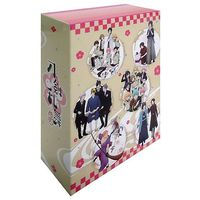 Whole volume storage BOX (No DVDs) - Touken Ranbu