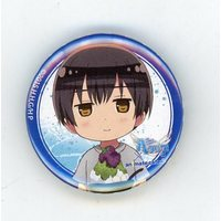 Trading Badge - Hetalia / Japan (Honda Kiku)