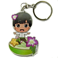 Trading Acrylic Key Chain - Yuri!!! on Ice / Phichit Chulanont