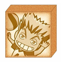 Cushion Badge - Haikyuu!! / Bokuto Koutarou