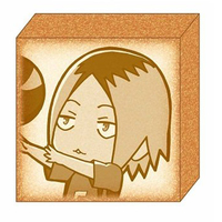Cushion Badge - Haikyuu!! / Kozume Kenma
