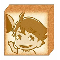 Cushion Badge - Haikyuu!! / Oikawa Toru