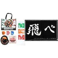 Blanket - Hand Towel - Wall Pocket - Haikyuu!!