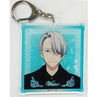 Acrylic Key Chain - Yuri!!! on Ice / Victor Nikiforov
