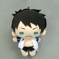 Plush Key Chain - High Speed! / Yamazaki Sosuke