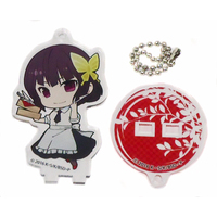 Stand Key Chain - Bungou Stray Dogs / Yosano Akiko