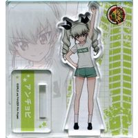 Acrylic stand - GIRLS-und-PANZER / Anchovy