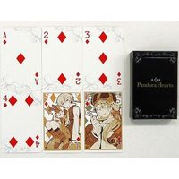 Playing Card - Pandora Hearts / Oz Vessalius & Jack Vessalius