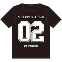 T-shirts - Ace of Diamond Size-S