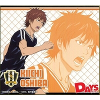 Trading Illustration Card - DAYS / Ooshiba Kiichi