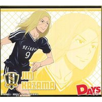 Trading Illustration Card - DAYS / Kazama Jin