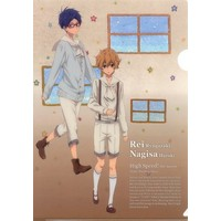 Plastic Folder - High Speed! / Nagisa & Rei