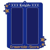 Goods Supplies - Badge Cover - Long Badge - Ensemble Stars! / Knights