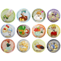 (Full Set) Badge - Kiniro no Corda