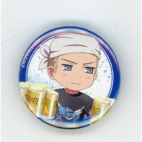 Trading Badge - Hetalia / Germany (Ludwig)