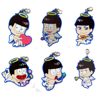 (Full Set) Rubber Mascot - Osomatsu-san
