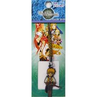 Metal Netsuke Strap - Tales of the Abyss / Guy Cecil