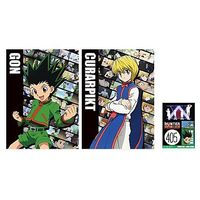 Stickers - Hunter x Hunter / Kurapika & Gon
