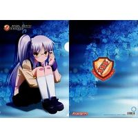 Plastic Folder - Angel Beats! / Tachibana Kanade