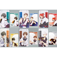 (Full Set) Petit Envelope - Illustration Sheet - Tsukiuta