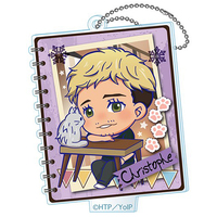 Key Chain - Yuri!!! on Ice / Christophe Giacometti