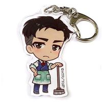 Acrylic Key Chain - Yuri!!! on Ice / Otabek Altin