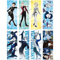 (Full Set) Trading Poster - Yuri!!! on Ice / Yuuri & Victor & Yuri