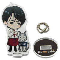 Trading Acrylic Key Chain - Yuri!!! on Ice / Lee Seung-gil