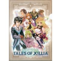 Plastic Folder - Tales of Xillia