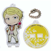 Stand Key Chain - Bungou Stray Dogs / Francis Scott Key Fitzgerald