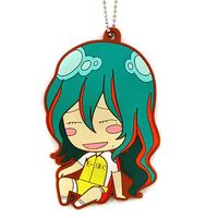 Rubber Key Chain - Yowamushi Pedal / Makishima & Souhoku High School
