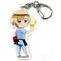 Trading Acrylic Key Chain - Hetalia / Norway