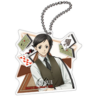 Acrylic Key Chain - Joker Game / Jitsui