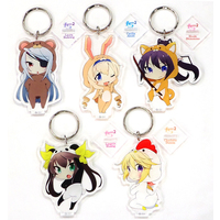 Acrylic Key Chain - Infinite Stratos