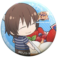 Trading Badge - Prince Of Tennis / Shusuke Fuji