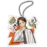 Acrylic Key Chain - Joker Game / Hatano