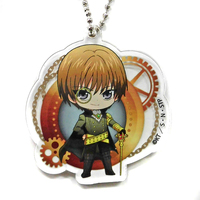 Acrylic Key Chain - Prince Of Tennis / Hiyoshi Wakashi