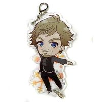 Acrylic Charm - Yuri!!! on Ice / Emil Nekola