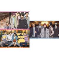 Illustration Sheet - Kuroko's Basketball / Shutoku High School