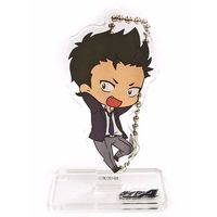 Stand Key Chain - Ace of Diamond / Kuramochi Youichi