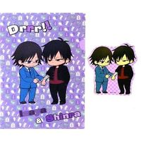 Stickers - Durarara!! / Izaya & Shinra