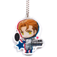 Acrylic Key Chain - Ace of Diamond / Chris Yū Takigawa